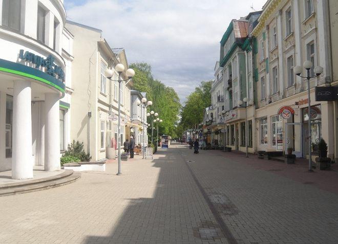 Главный проспект Йомас