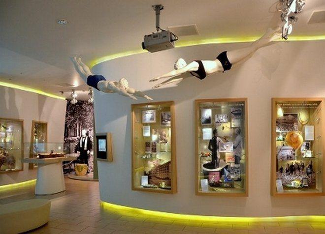 Экспозиции в Городском музее Юрмалы