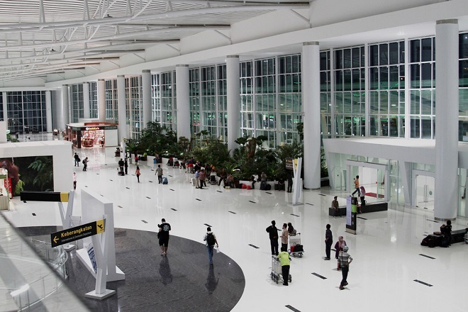 Международный аэропорт Сепингган