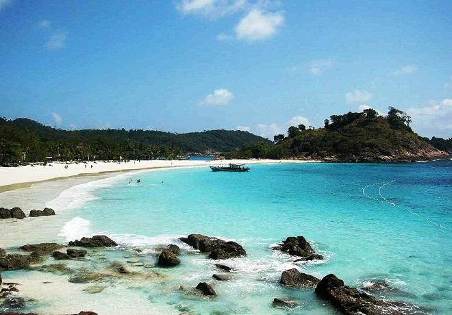 Пляжи Калимантана