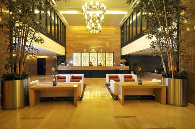 Отель Grand Jatra Hotel Balikpapan