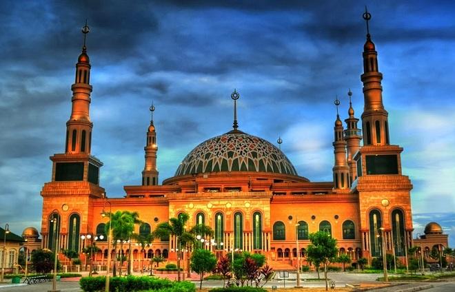 Исламский центр в Самаринде
