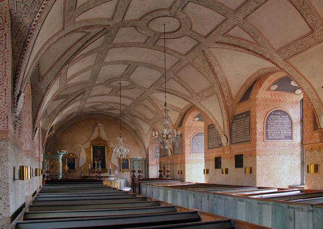 Церковь в Кальмарском замке
