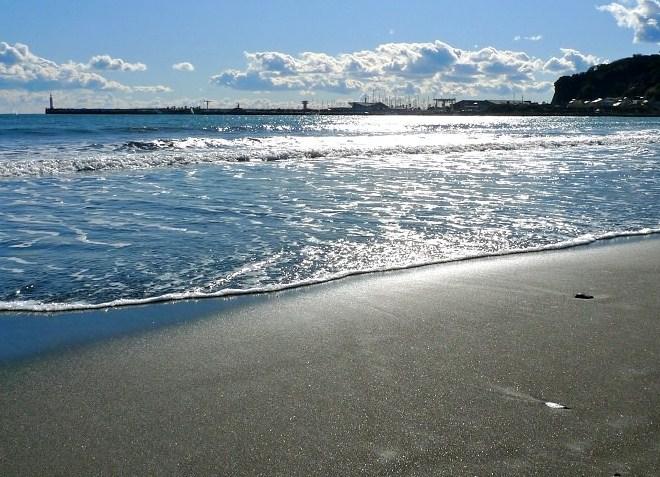 Пляж Shichirigahama