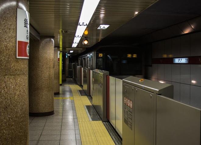 Японская подземка
