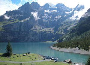 Озеро Блаузее
