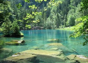 Озеро в окрестностях