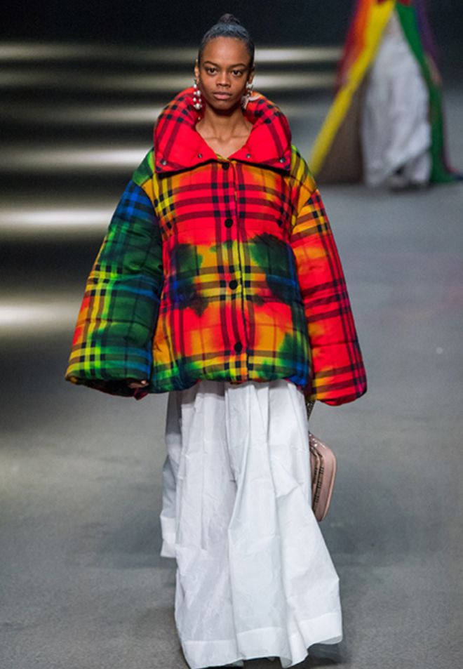 Вот такие куртки будут в моде