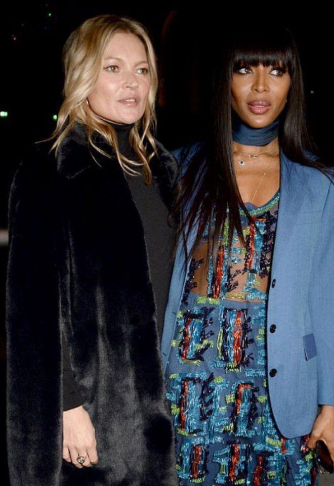 44-летняя Кейт и 47-летняя Наоми