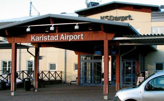 Местный аэропорт