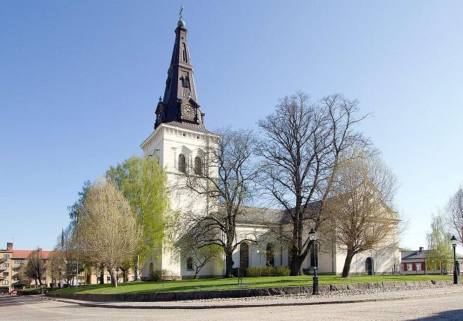 Кафедральный собор Карлстада