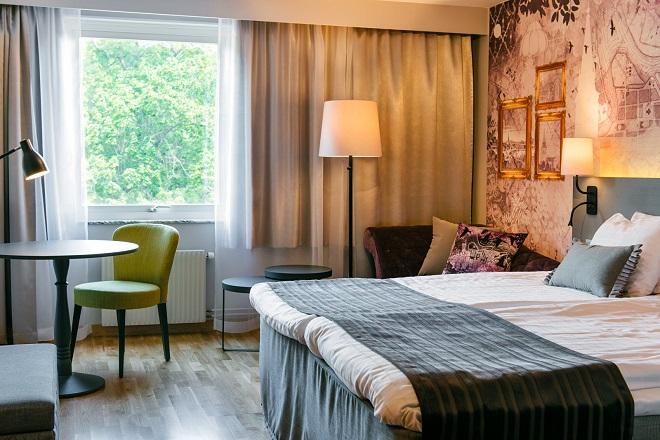 Отель Scandic Winn
