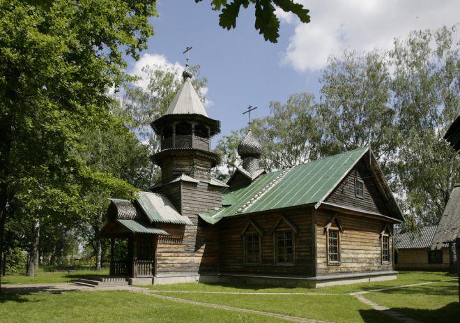 Православная церковь Евфросинии Полоцкой