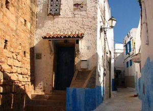 Жилая застройка крепости Касба Удайя