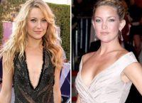 Кейт Хадсон до и после пластики груди