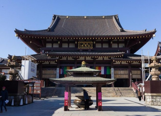 Храмы Кавасаки