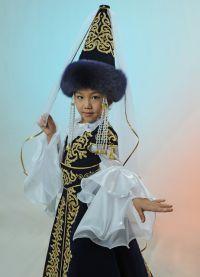 Казахстанска национална одећа 6