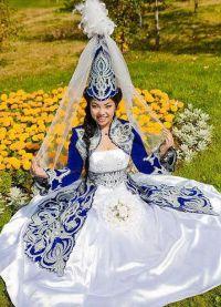 национална одећа у Казахији 7