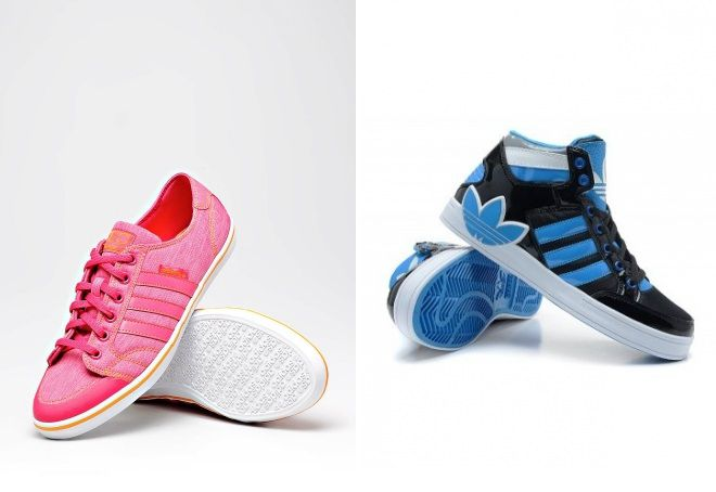 кеды adidas оригинал