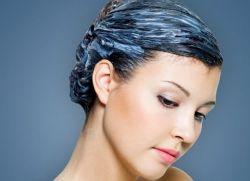 осветљење косе са кефиром