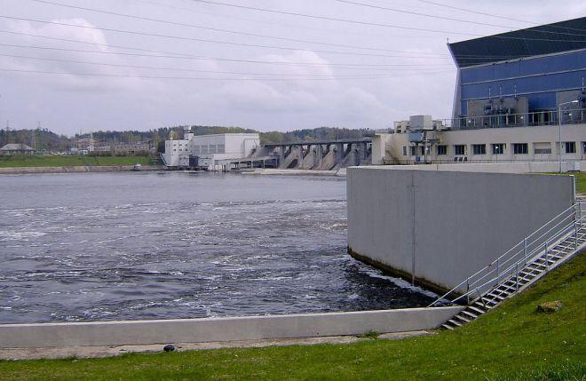 Кегумская ГЭС