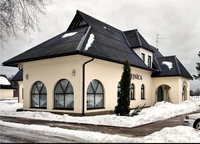 Мотель Oškrogs
