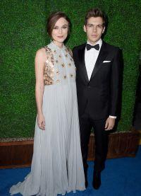 Keira Knightley i James Rayton - lijepi par