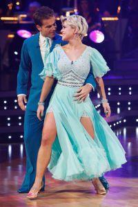 Келли начала худеть став участницей шоу «Танцы со звездами»