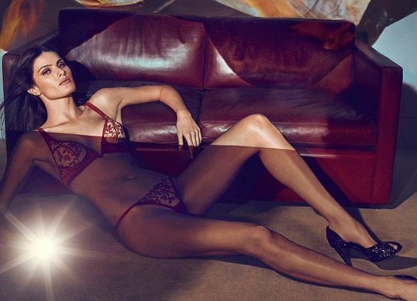 Бразильская модель Изабели Фонтана
