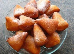 Кенийские булочки мандаази