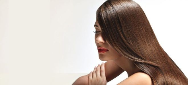 Волосы после кератинового восстановления