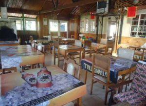 Ресторан Kimugu River Lodge