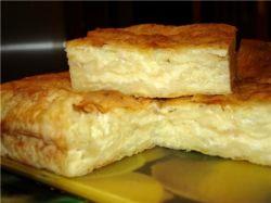 ciasto francuskie khachapuri