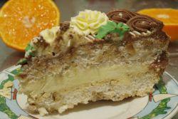 Класичан рецепт овог Кијевског колача према ГОСТ-у