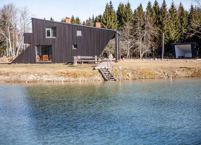 Комплекс домов для отпуска Kõveri Holiday Center