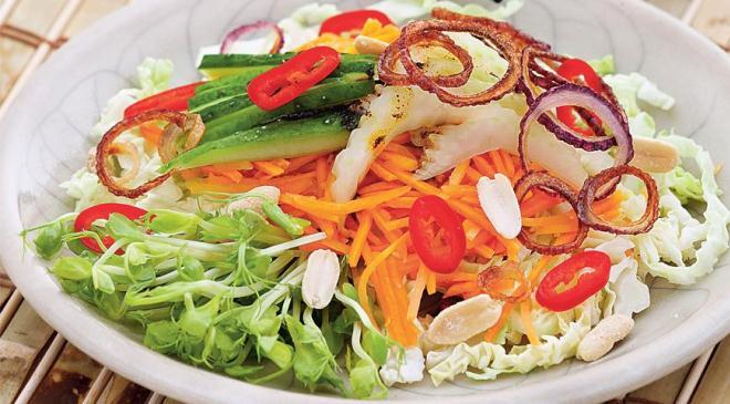 Салат гадо-гадо