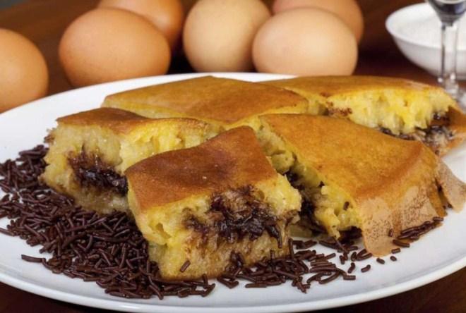 Десерты индонезийской кухни