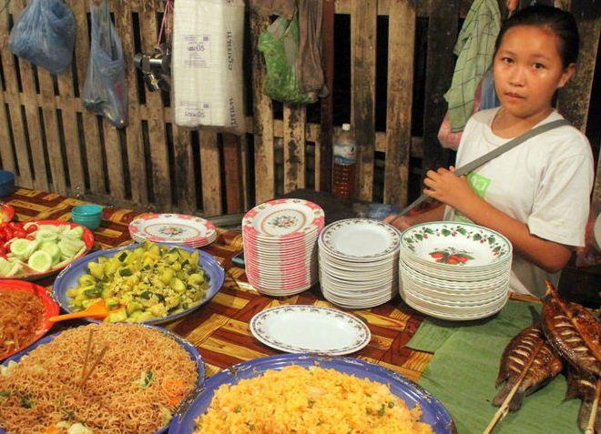 Основой многих блюд является рис