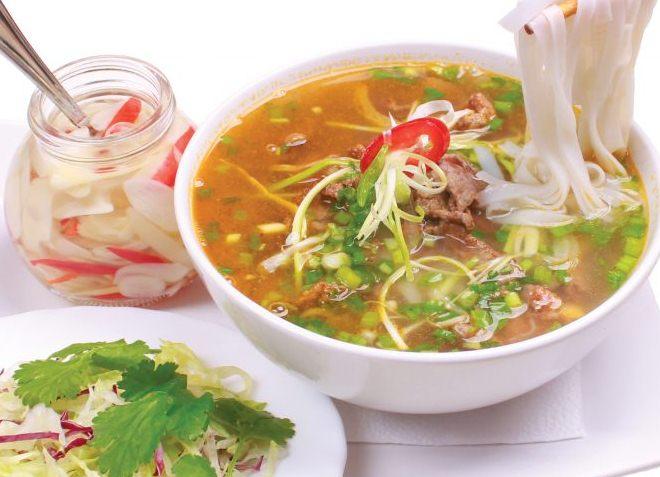 Жители Лаоса обожают супы