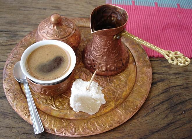 Кофе сорта Робуста очень ароматный