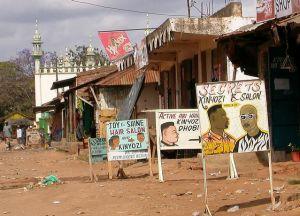 Улицы Китуи