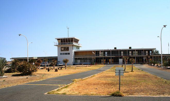 Аэропорт Китмансхупа