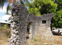 Руины древнего поселения близ Кизимкази