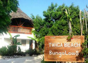 Лодж Twiga Beach Bungalows