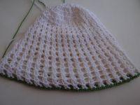 szydełkowany kapelusz dla dziewczynek 23