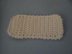 szydełkowany kapelusz dla dziewczynek 34