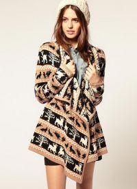moda z dzianiny 2014 4