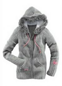Pletena jakna 9