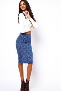 knitwear skirt6