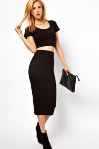 knitwear skirt8